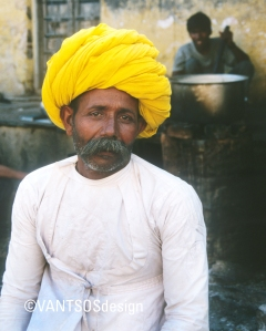 VANTSOSdesign Yellow Rajasthan, India