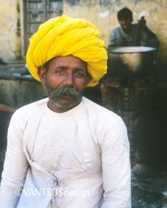 VANTSOSdesign Yellow Rajasthan, India