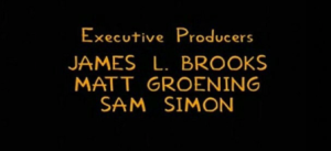 simpsons credits