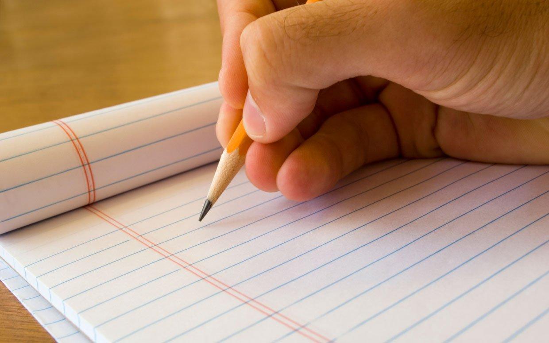 Writing a Paper - KidsHealth