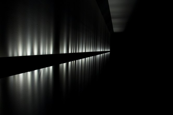 "Rafael Lozano-Hemmer, ""Voice Array, Subsculpture 13"", 2011. ""Recorders"", Museum of Contemporary Art, Sydney, 2011. Photo by: Antimodular Research"