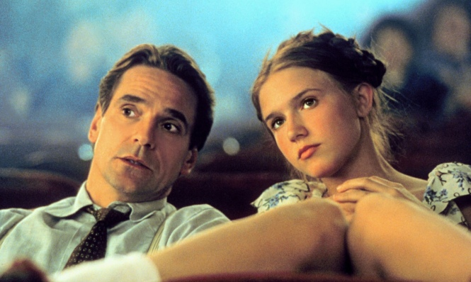 Lolita with Jeremy Irons