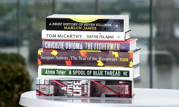man-booker-prize-2015-short-listed-books