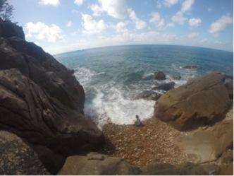 Elise beach