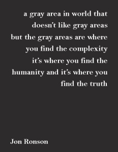 grey area quote